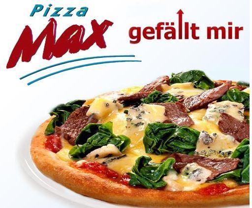 pizza max die informationsseite ber den lieferservice. Black Bedroom Furniture Sets. Home Design Ideas